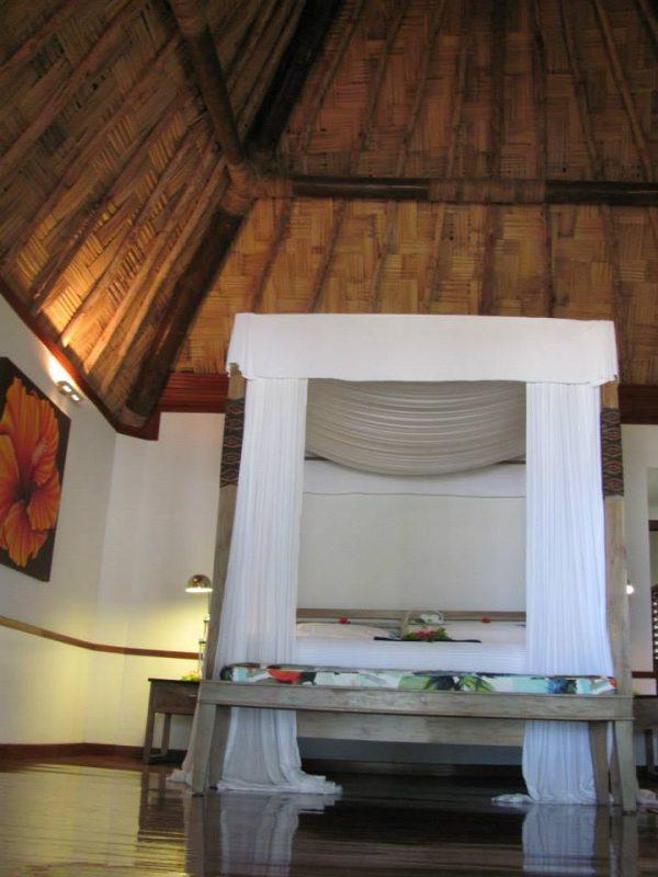 indoor bed