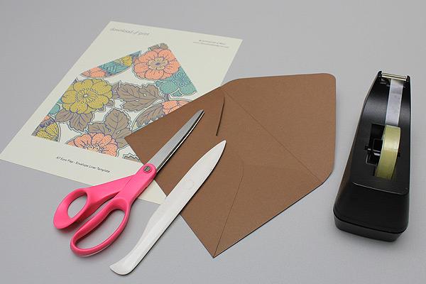 vintage-autumn-supplies-for-envelope-liner