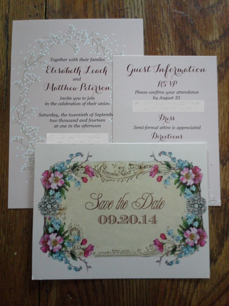 Wedding Stationery Using Online Print Services The Budget Savvy