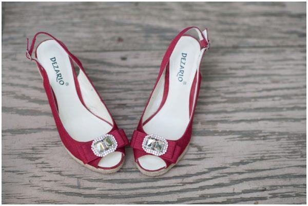 adorable red and aqua wedding_0003