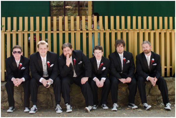adorable red and aqua wedding_0007