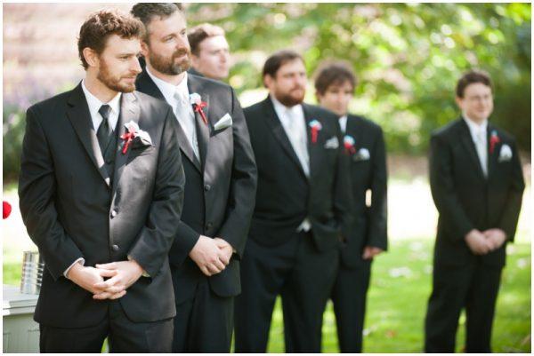 adorable red and aqua wedding_0010