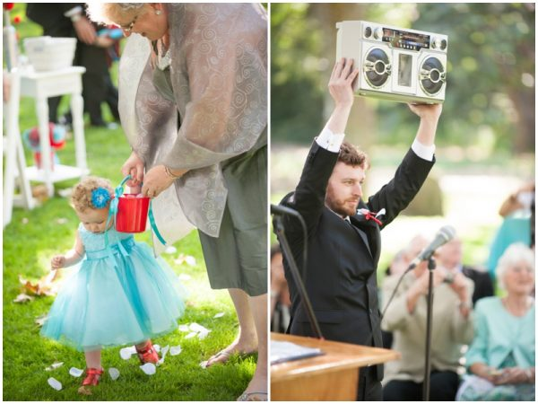 adorable red and aqua wedding_0011