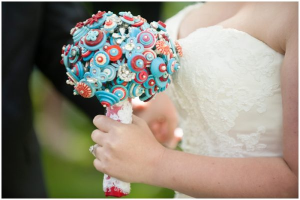 adorable red and aqua wedding_0013
