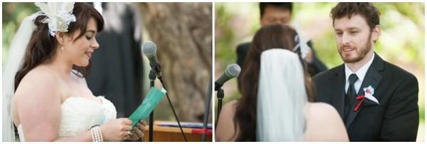 adorable red and aqua wedding_0014
