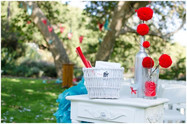 adorable red and aqua wedding_0033