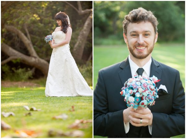 adorable red and aqua wedding_0035