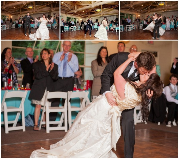adorable red and aqua wedding_0037