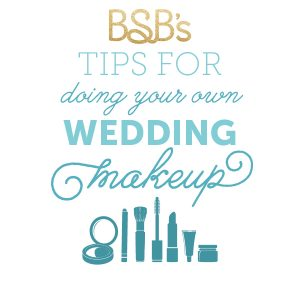 doing your own wedding makeup