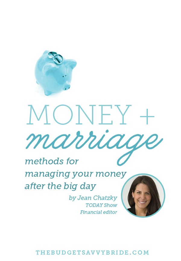 Tips for combining your finances after your wedding day. Different methods - choose what works best for you!