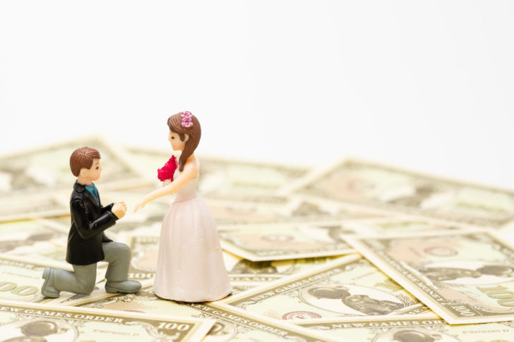 save money on a wedding