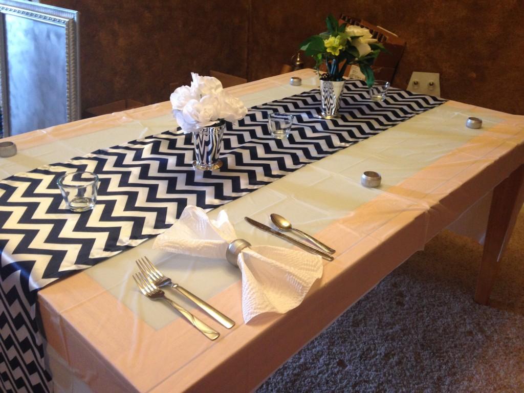 Mock Table