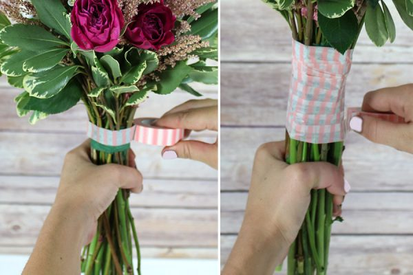Step-7---Wildflower-Bouquet-Wrap