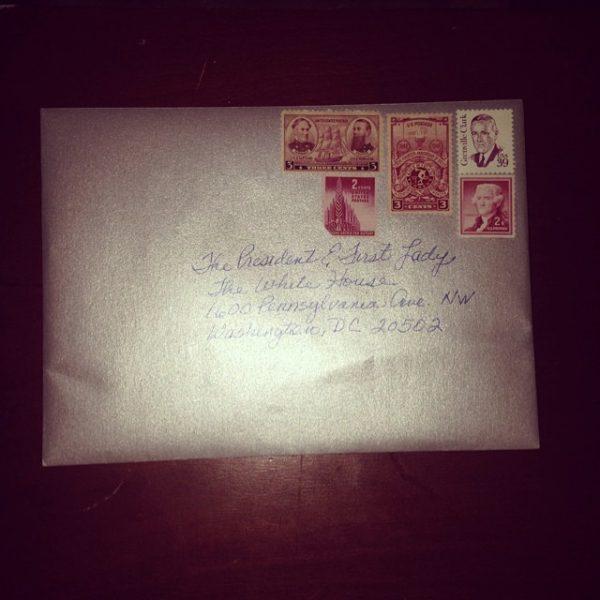 vintage postage