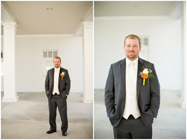 grey and orange wedding_0011