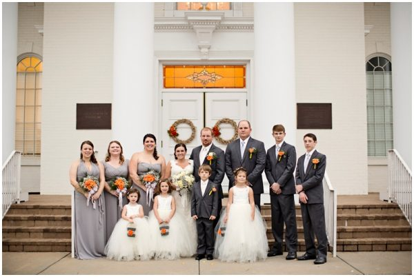 grey and orange wedding_0019