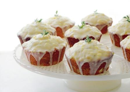 Lemon-Thyme Cakes - Anolon.com