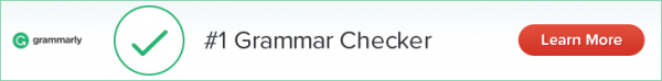 Grammarly - grammar checker - affiliate marketing tools and resources for bloggers