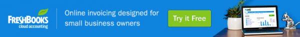 freshbooks - affiliate marketing for bloggers