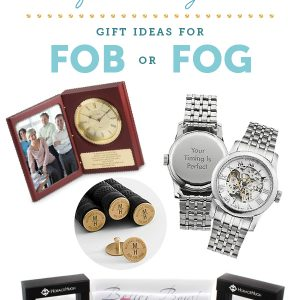 Gift Guide for Dads - Wedding gifts for the father of the bride