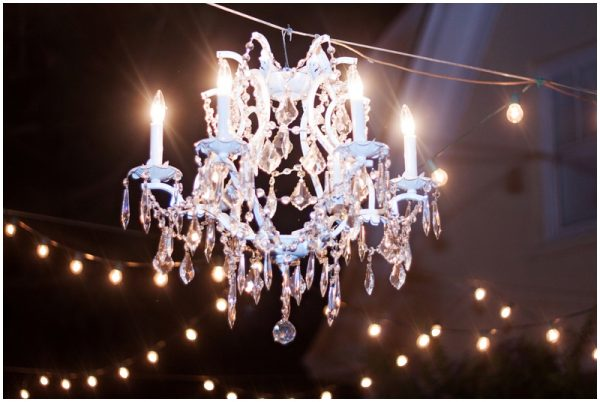 wedding chandelier