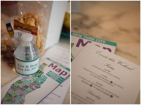 nyc wedding map