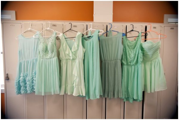 Bright Mint Green Bridesmaid Dresses Mint Bridesmaids Dresses