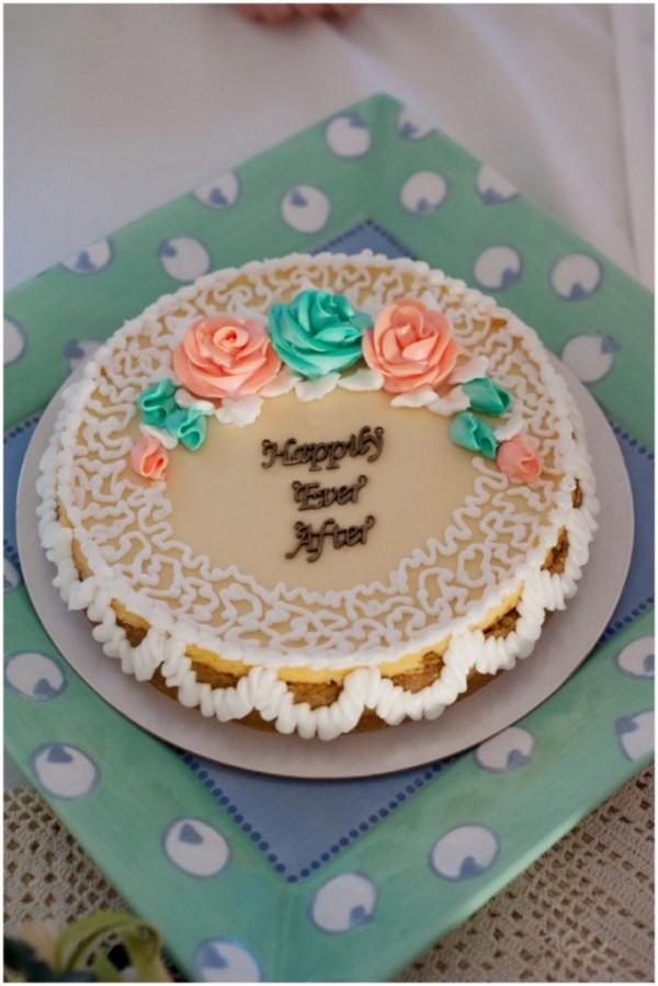 cheesecake wedding cake