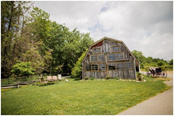 mint wedding barn