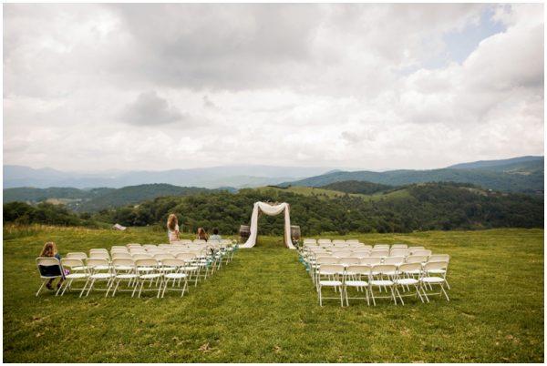 stunning wedding location