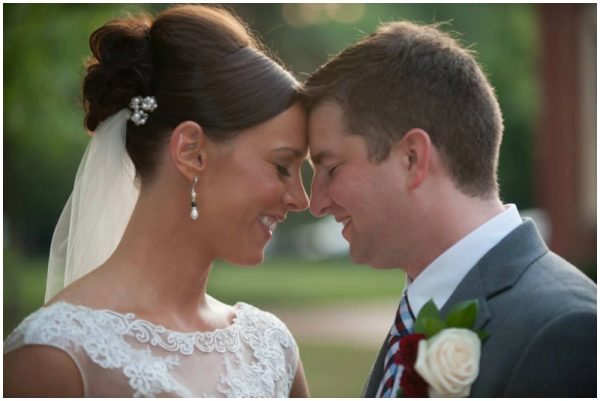 red and navy wedding_0014