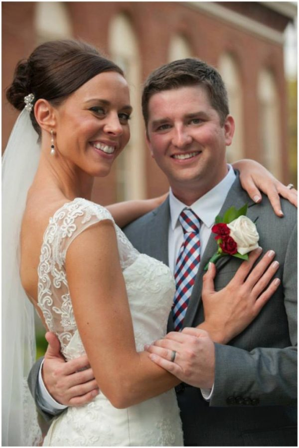 red and navy wedding_0020