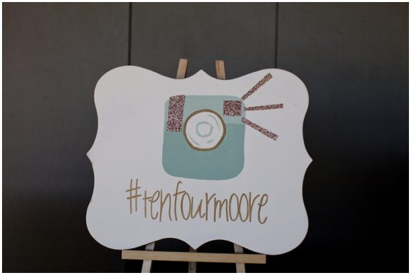 rustic wedding hashtag instagram