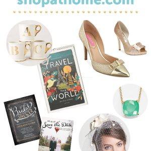 shopathome wedding items