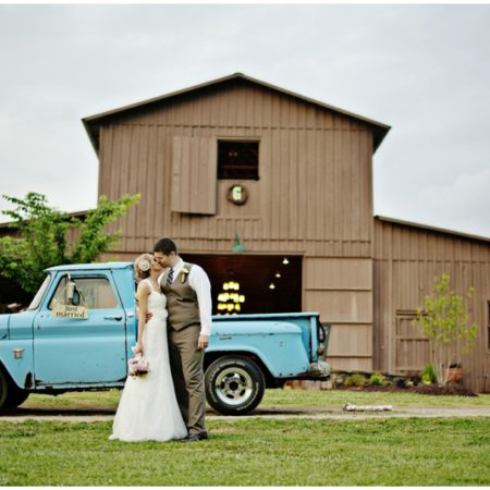southern farm wedding - barn wedding