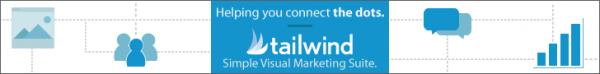 Tailwind Pinterest Scheduling