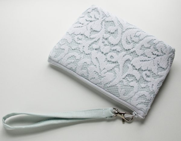 Angela Wristlet Bridesmaids Clutches