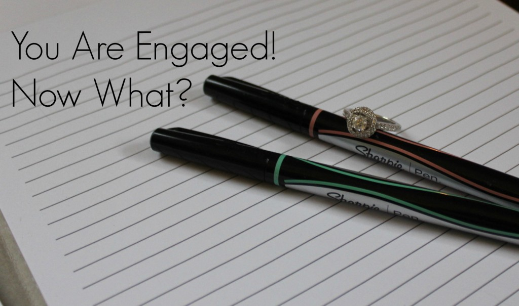 Engaged now what