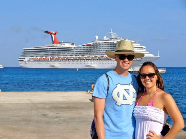 Cruises are the best place to experience and indulge all things food & dessert