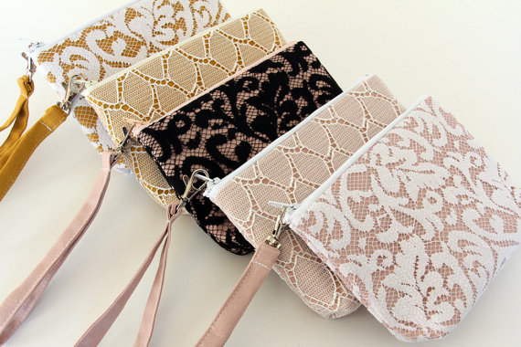 Bridesmaids Clutches
