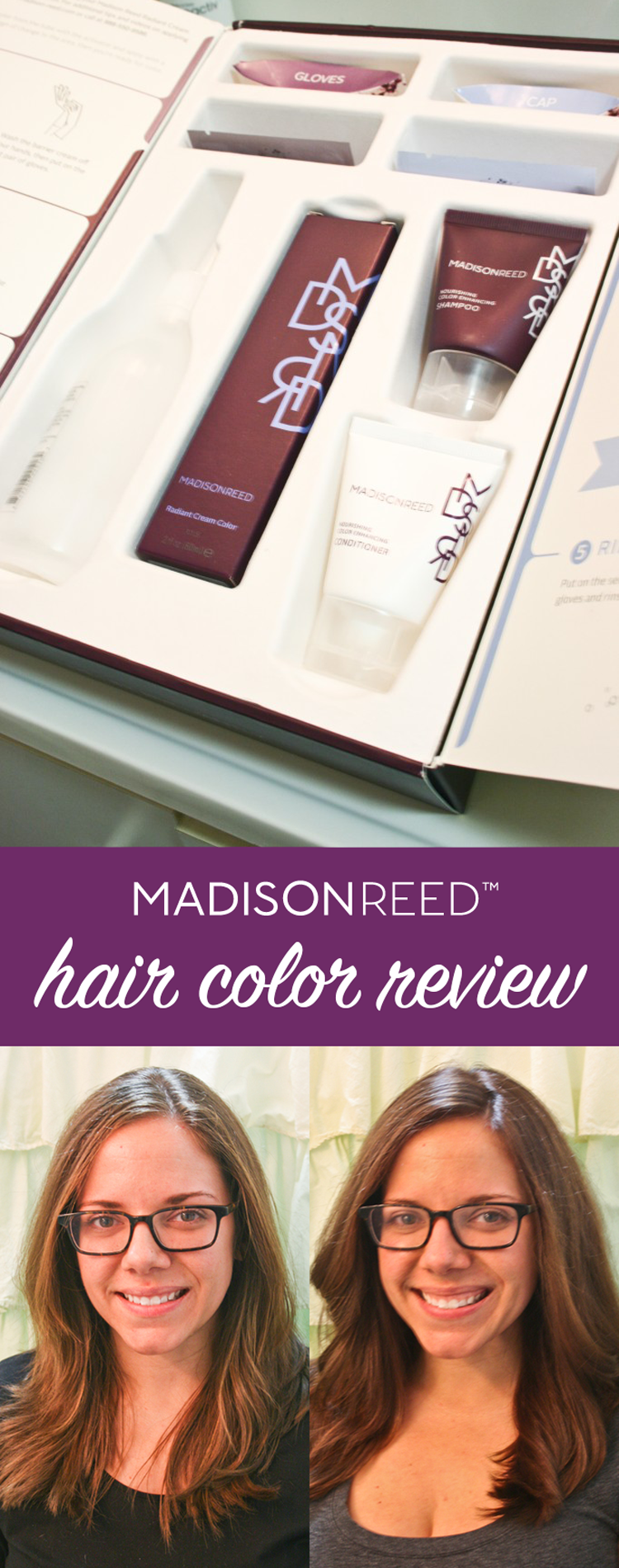My review of Madison Reed's permanent hair color. Spoiler alert: I love it!