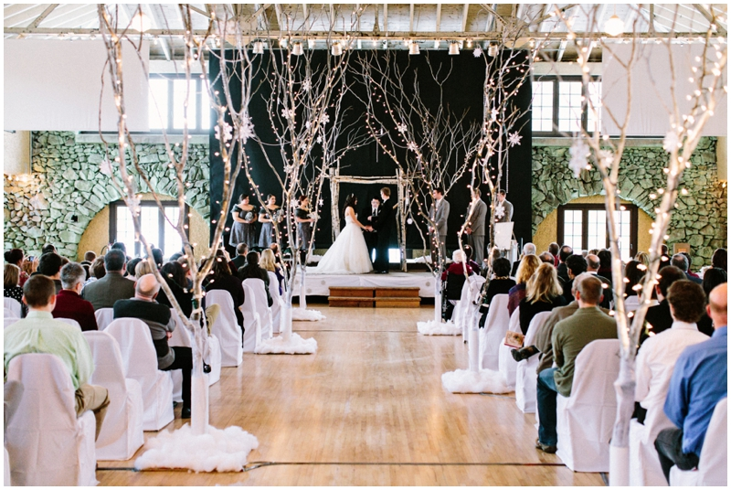 Magical diy winter wedding the budget savvy bride winter wedding ceremony winter wedding party winter wedding ceremony magical diy solutioingenieria