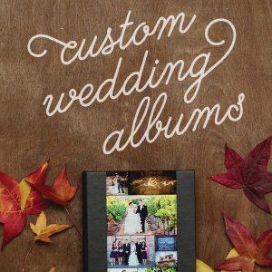 montage wedding albums