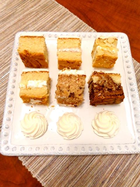 edible art cake samples