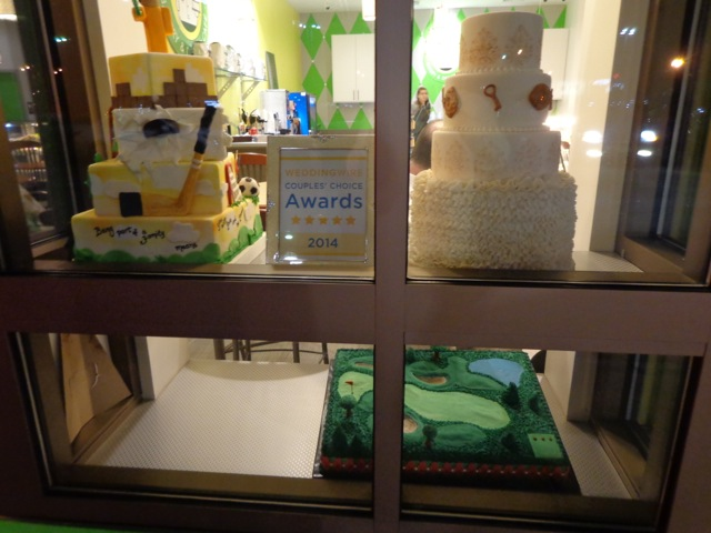 Display Window at Edible Art