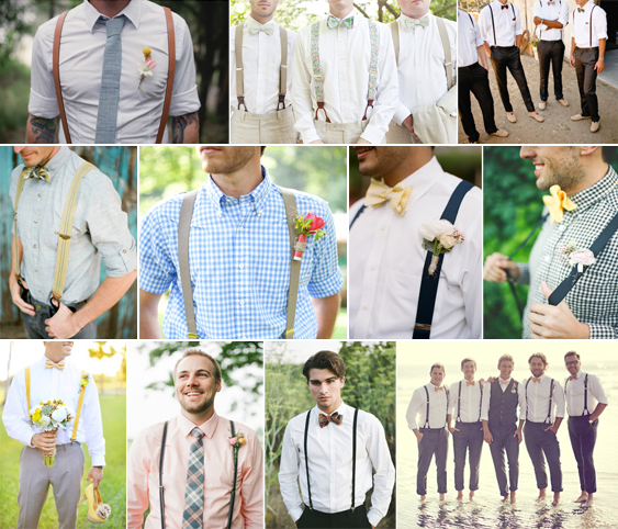 Wedding Inspiration: Groomsmen Attire The Budget Savvy Bride