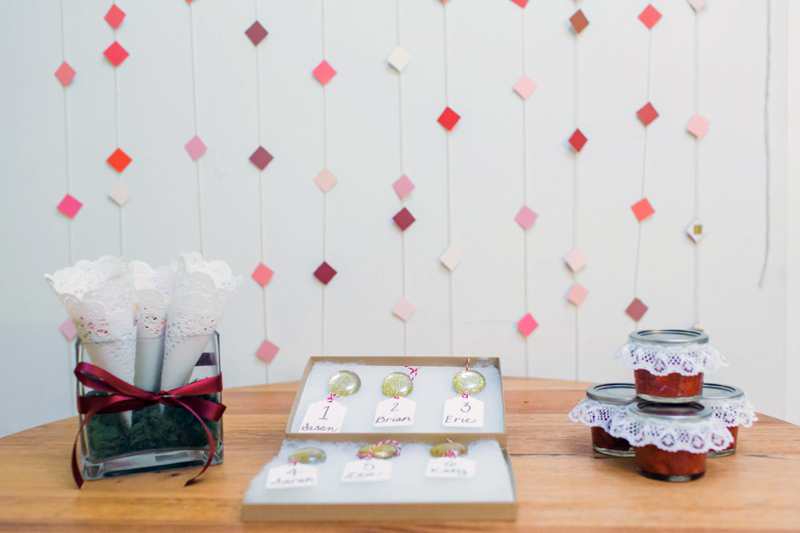 (C)Alexis June Weddings, 2014 // The Budget Savvy Bride, DIY