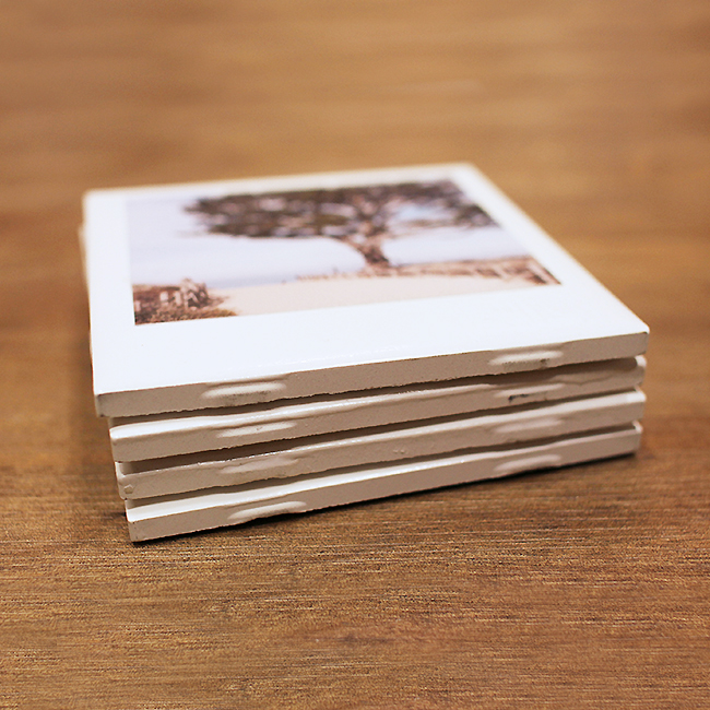 Polaroid-Coasters-with-Instagram-Prints-DIY-1