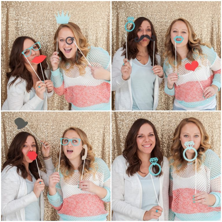 """They"" say nothing is free. We beg the differ. Our list of wedding freebies will get you free wedding stuff with just the click of your mouse, including these DIY photobooth printables."