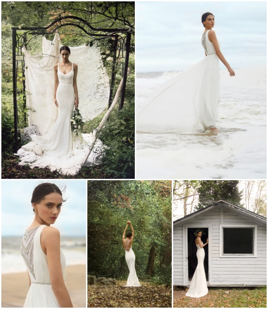 Wedding Dresses from Nicole Miller Bridal
